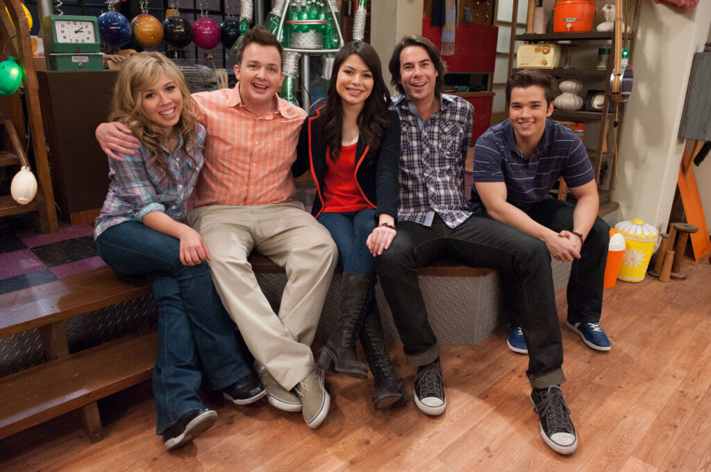 icarly serie