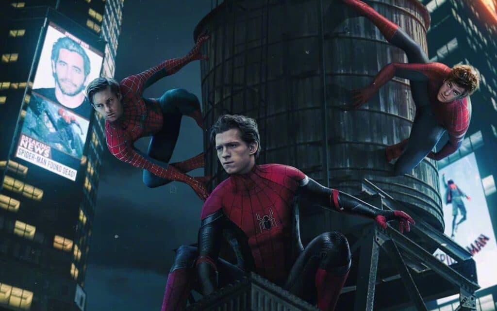 spiderman multiverso