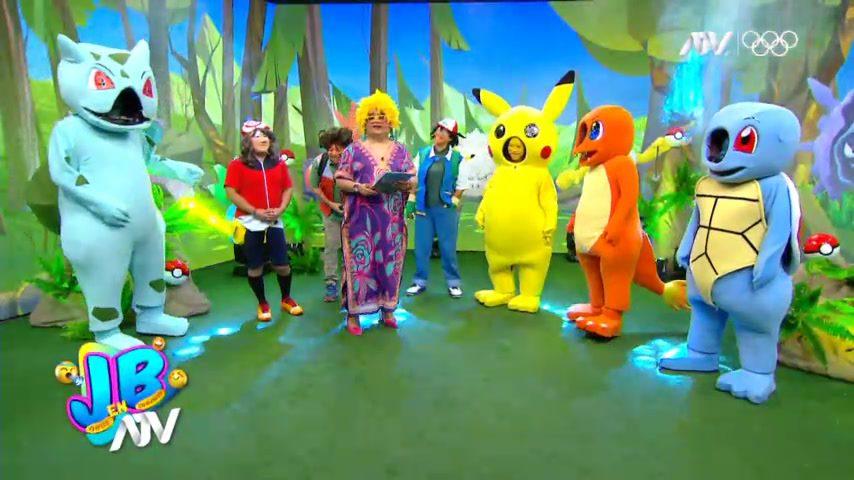 Casting Pokemon - Tia Gloria